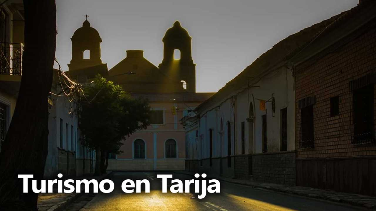 Turismo Tarija